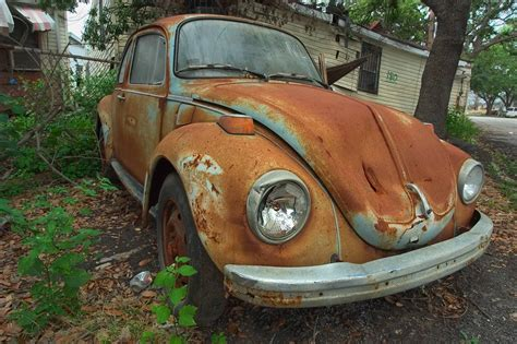 Rusty Car Search In Pictures