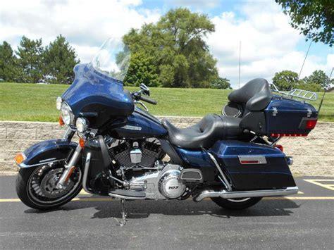 2012 Harley Davidson FLHTK Electra Glide Ultra for sale on 2040 motos