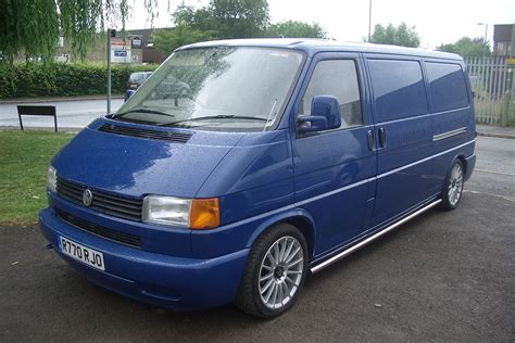 volkswagen t4 volkswagen transporter t4 review and photos