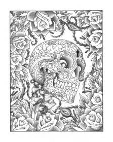 skull coloring pages for adults coloring on coloring pages coloring for