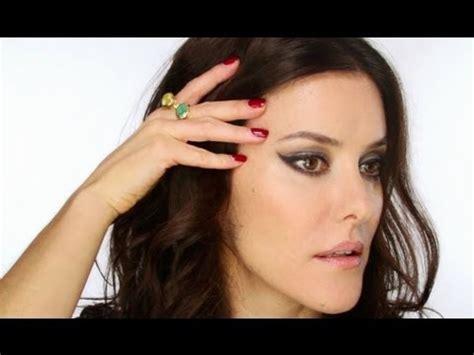 eyeliner tutorial lisa eldridge smokey winged eyeliner makeup look youtube