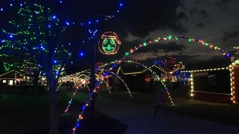 best light displays across raleigh triangle nc
