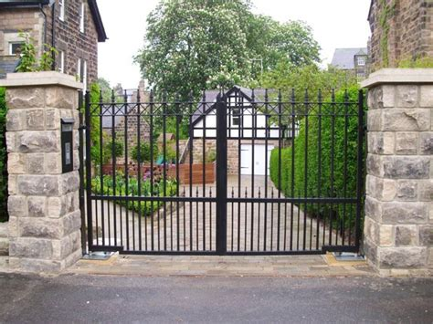 swing gate automated residential swing gates