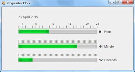 tutorial vbnet progressbar   timer visual