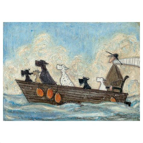 sea dogs sam toft one and his unique distinctive at the stani gallery