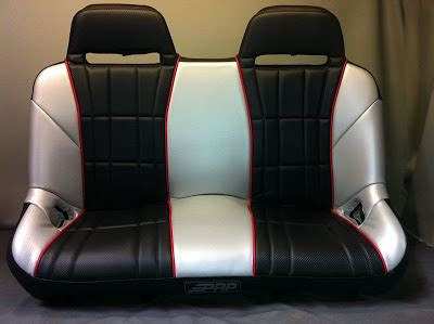 rzr bench seat for sale new gt bench seat from prp for the polaris rzr 4 utv guide