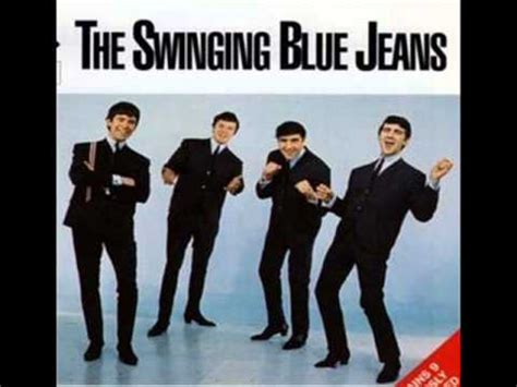 the swinging blue jeans hippy hippy shake swinging blue jeans the hippy hippy shake youtube