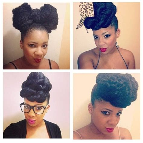 natural hairstyles using marley hair great natural hair projective style for dry winter months
