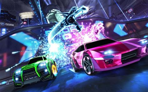 desktop wallpaper car race rocket league hd image
