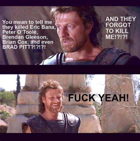 Sean Bean Meme - big budget adaptation of quot the odyssey quot finds a director