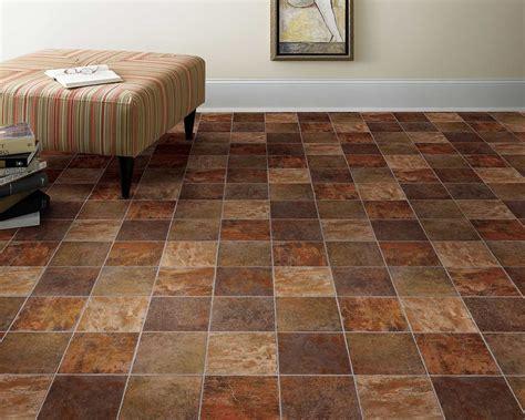 Pvc Linoleum Flooring by Vinyl Flooring Suitability Advantages And Disadvantages