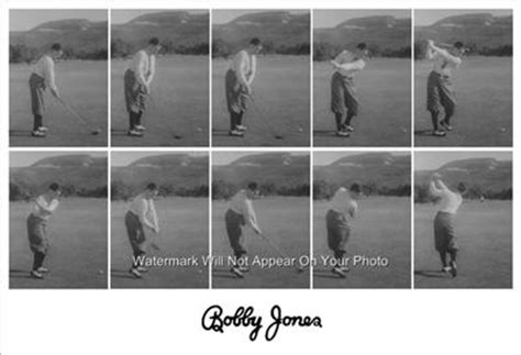 bobby jones swing bobby jones golf swing sequence photo amateur legend