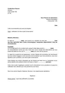 Modèle De Lettre De Remerciement Bénévole Exemple De Lettre De D 233 Mission Maroc Covering Letter Exle