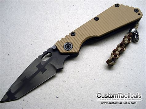 strider ddc smf custom knife knife reviews