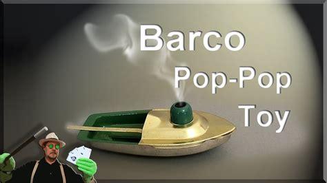 barco a vapor pop pop como funciona juguete antiguo el barco pop pop old toy pop pop boat