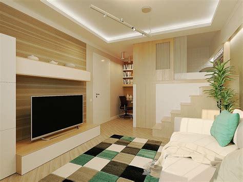 small  comfortable  square meter home  russia