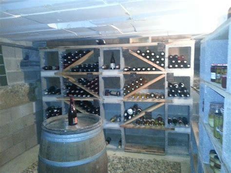 Faire Une Cave A Vin 3073 by Fabriquer Une Cave A Vin Comment Faire Sa Cave Vin Le