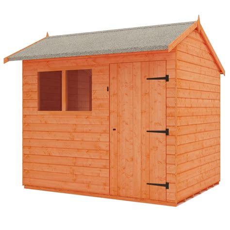 reverse tongue  groove shed mm tongue  groove floor  reverse apex roof