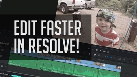 the definitive guide to davinci resolve 14 editing color and audio blackmagic design learning series books tips and tricks on how to edit faster in davinci resolve