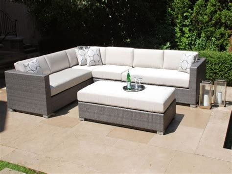 small sectional patio furniture patio sectional furniture style outdoor furniture to
