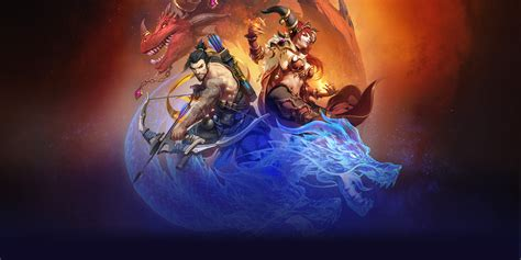 the dragon the heroes of the storm