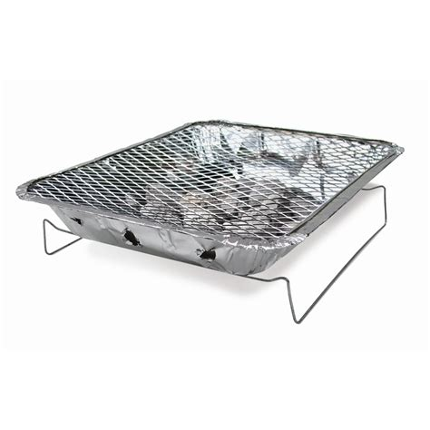 Backyard Grill Foil Grilling Trays Charmate Charcoal Disposable Bbq Sku 00311375 Bunnings