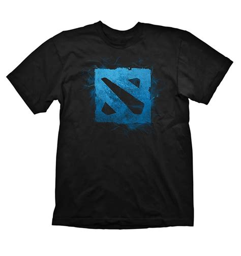 Dota 34 T Shirt defense of the ancients 2 dota2 logo t shirt official