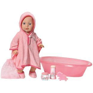 annabelle doll argos buy baby annabell care for me with bath tub at argos co uk