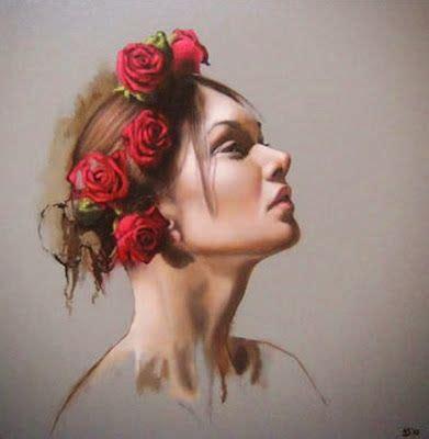 pinturas al oleo de rostros pintura moderna al 211 leo figura humana mujeres pinturas
