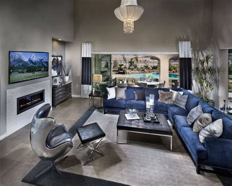 grey and navy living room navy blue and grey living room modern house