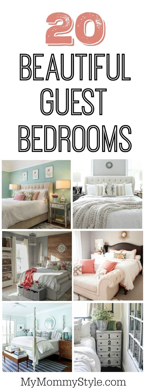 25 beautiful master bedroom ideas my mommy style 20 beautiful guest bedroom ideas my mommy style