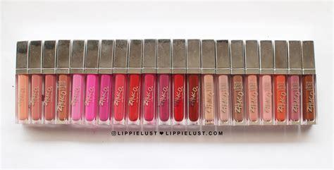 Bps Erl Lip Matte swatched zhuco cosmetics lip matte malaysian brand lippielust