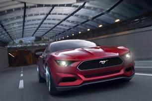 new high tech cars the 2015 ford mustang could feature a number of new high