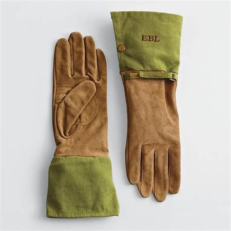 gardening gloves me a monogram pinterest