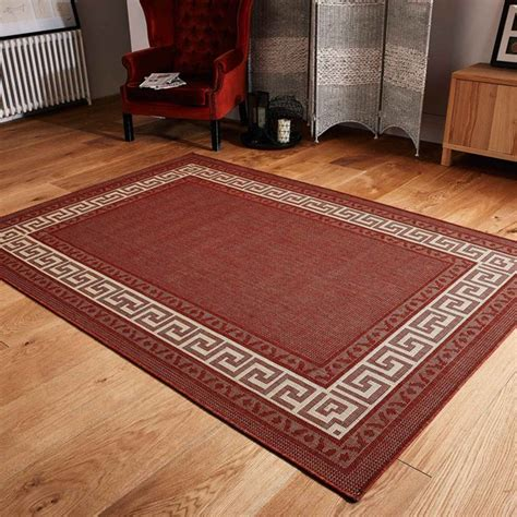 non slip rugs uk key flatweave anti slip rugs in terracotta free uk delivery the rug seller