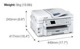 Printer Epson Workforce Wf 3521 epson workforce wf 3521 wi fi duplex all in one inkjet printer business inkjet printers