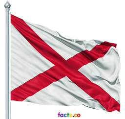 of alabama colors alabama flag colors meaning about alabama flag info