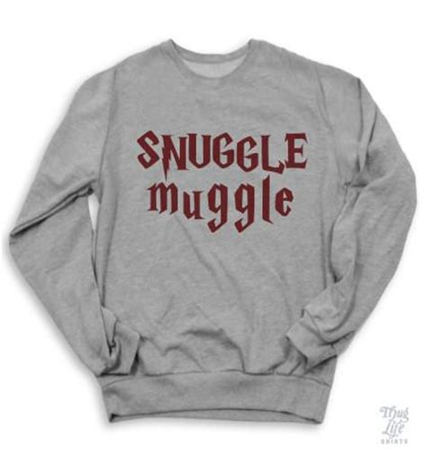 Sweater Muggle snuggle muggle sweater backroom