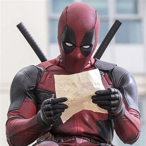deadpool leaked footage deadpool leaked test footage popsugar entertainment