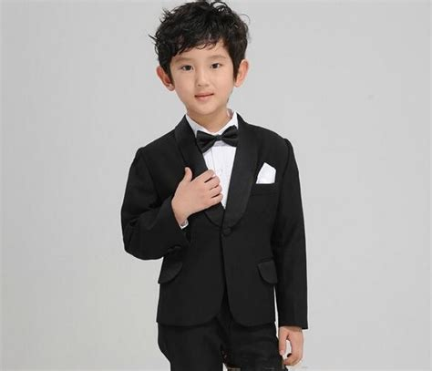 Jacket Anak Kecil Guess aliexpress buy child tuxedo jacket pant tuxedo suit bm 0204 boy child blazers set