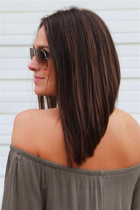 cortes de cabello actual angled bob bob de peinados pelo