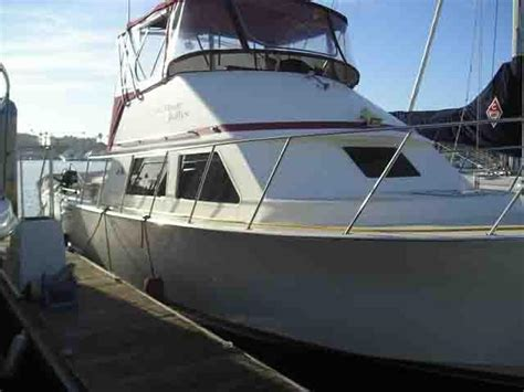 blackman boats for sale san diego 1996 used blackman 38 sports fishing boat for sale