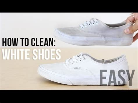 how to clean shoes how to clean whiten your shoes easy fashion hack
