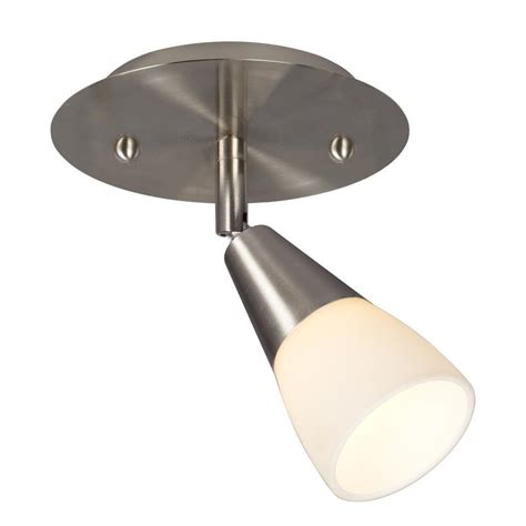 brushed nickel track lighting kits aspects madison 4 light oil rubbed bronze dimmable fixed