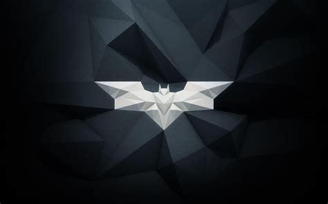 Origami Batman - batman design origami walldevil