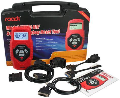 airbag reset tool volvo amazon com roadi ot900 oil service and airbag reset tool