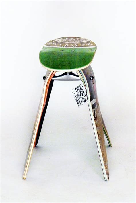 Skateboard Stool by 17 Best Images About Skateboard Stools By Deckstool On