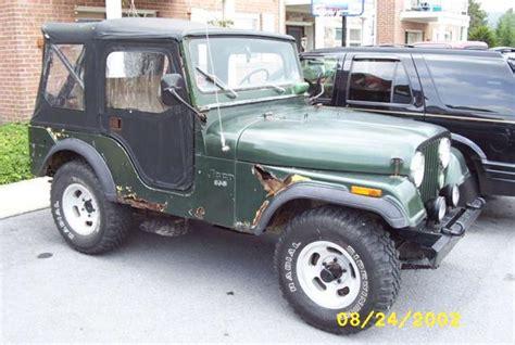 jeep cj for sale in pa fordran95 1974 jeep cj5 specs photos modification info