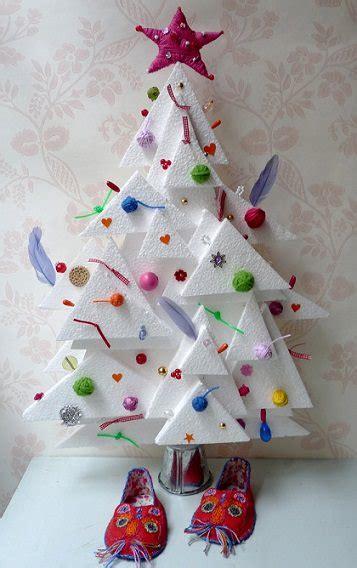 arbol de navidad casero an 237 mate a hacer tu propio 225 rbol de navidad casero