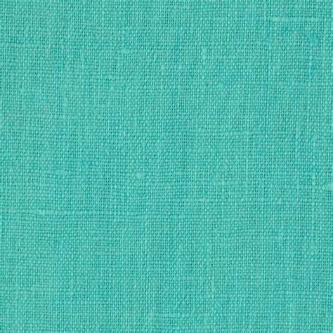 Turquoise Home Decor by European 100 Linen Turquoise Discount Designer Fabric